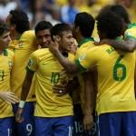 O Brasil cumpriu com as expetativas contra o Japão 3-0