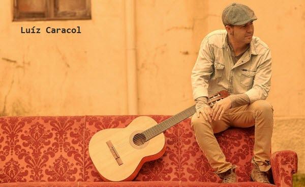 Luíz Caracol, cantor e compositor.