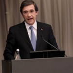 O Presidente da República indigitou Pedro Passos Coelho primeiro-ministro