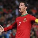 Golo de CR7 Portugal sai em vantagem contra Suécia na repescagem do Mundial 2014
