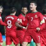Cristiano Ronaldo leva Portugal ao Mundial do Brasil
