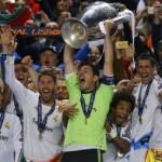 Real Madrid conquistou a sua 10.ª Taça dos Campeões Europeus