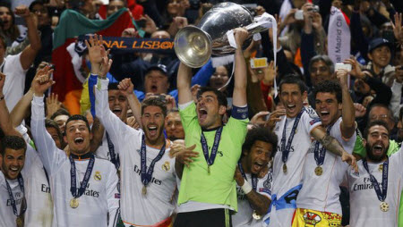 Real Madrid - Champions 2014