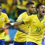 Brasil começa o Mundial a vencer contra a Croacia