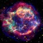 Supernovas produzem poeira cósmica depois de explodirem