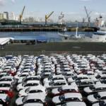 Mercado automóvel português atingiu aumento de 36,1% em 2014