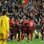 Portugal bate Sérvia por 2-1 e fica em primeiro no Grupo I