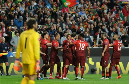 Portugal - Servia