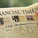 A Editora do Financial Times confirma uma possível venda do jornal