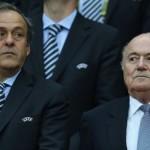 FIFA : Blatter e Platini suspensos por 8 anos do futebol