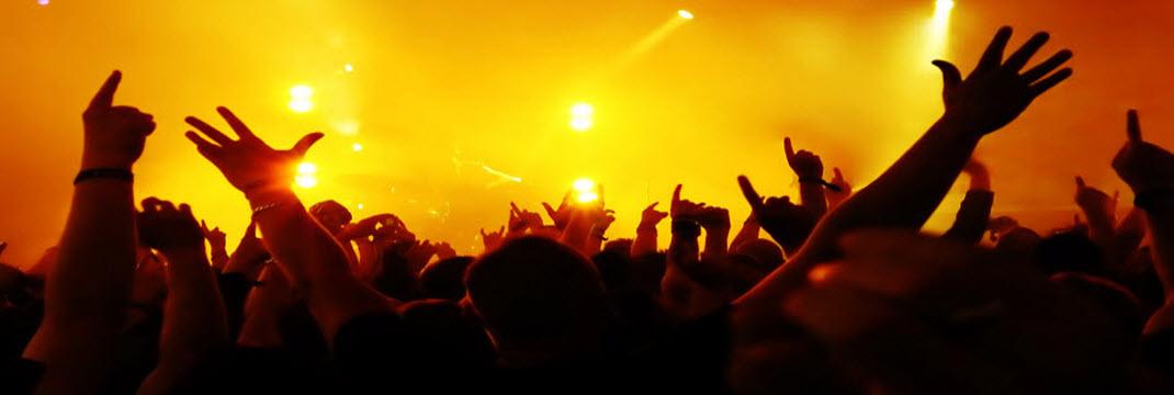Agenda dos Concertos e Festivais de Música