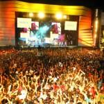 Festivais de música com mais de 1,8 milhões de espectadores