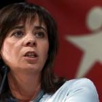 Catarina Martins acusa Antonio Costa de fazer o mesmo que Passos sobre sistema financeiro