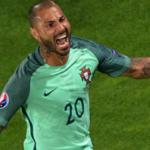 Quaresma foi buscar a felicidade para Portugal