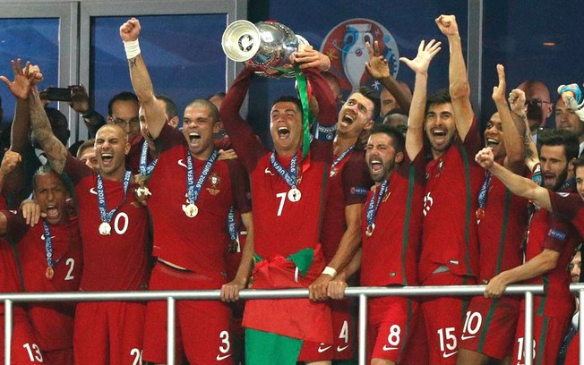 Euro 2016 portugal campeão