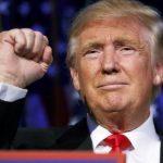 Vitoria de Donald Trump eleito Presidente dos Estados Unidos
