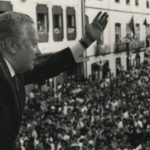 Morreu o combatente da liberdade. Morreu Mário Soares