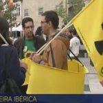 Manifestação em Vila Real para exigir encerramento da central nuclear de Almaraz