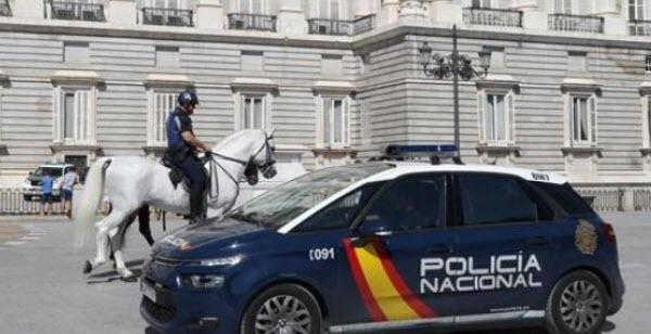 Segurança Espanha