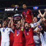 Portugal campeão da Europa de futsal pela primeira vez