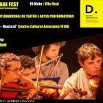 Douro Vintage Fest promove ciclos de música, dança e literatura
