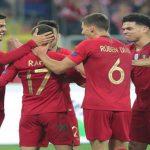 Portugal vence na Polónia e fica a um passo das meias-finais da Liga das Nações