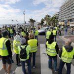 Coletes amarelos: Quatro detidos e 24 manifestantes identificados em Portugal