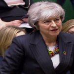Parlamento britânico chumbou novamente o acordo de saida com 391 votos contra