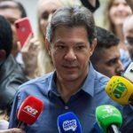 Fernando Haddad, ex-candidato presidencial, condenado a quatro anos de prisão