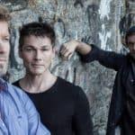"""A banda """"a-ha"""" de """"Take on me"""" estreiam-se em Portugal no Rock in Rio em Lisboa"""