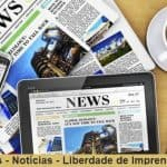 PEV questiona Governo sobre limitações à liberdade de imprensa