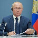 Vladimir Putin agradece aos russos após voto sobre a reforma constitucional