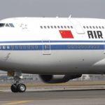 França limita companhias aéreas chinesas a um voo por semana
