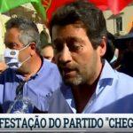 André Ventura RESPONDE a jornalistas de esquerda